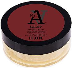 Parfums et Produits cosmétiques Argile coiffante texturisante - I.C.O.N. MR. A. Clay Mold Structure