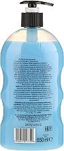 Gel douche pour corps et cheveux, Myrtille et Aloe Vera - Bluxcosmetics Naturaphy — Photo N2