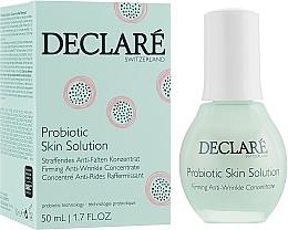 Parfums et Produits cosmétiques Concentré aux probiotiques et prébiotiques pour visage - Declare Probiotic Skin Solution Firming Anti-Wrinkle Concentrate