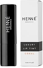 Parfums et Produits cosmétiques Teint à lèvres - Henne Organics Luxury Lip Tint