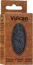 Parfums et Produits cosmétiques Pierre ponce, 84x44x32mm, gris foncé - Vulcan Pumice Stone