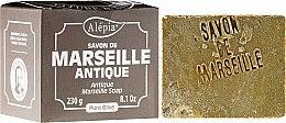 Parfums et Produits cosmétiques Savon de Marseille antique à l'huile d'olive pure - Alepia Soap
