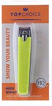 Parfums et Produits cosmétiques Coupe-ongles, 76954, L, jaune - Top Choice Colours Nail Clippers