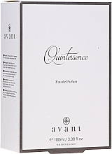 Parfums et Produits cosmétiques Eau de Parfum - Avant Quintessence