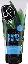 Parfums et Produits cosmétiques Baume à l'extrait d'aloe vera pour mains - Cosmepick Hand Balm Aloe Vera&Shea Butter