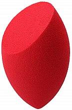Parfums et Produits cosmétiques Éponge à maquillage, rouge - Kashoki Olive Cut Make Up Sponge Red