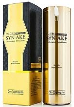 Parfums et Produits cosmétiques Émulsion au collagène et acide hyaluronique pour visage - Dr. Pharmor McCell Skin Science 365 Syn-Ake Intensive Emulsion