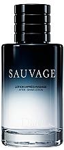 Parfums et Produits cosmétiques Dior Sauvage - Lotion après-rasage