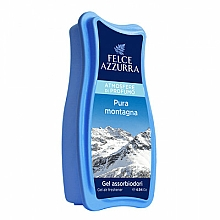 Parfums et Produits cosmétiques Désodorisant en gel - Felce Azzurra Gel Air Freshener Pura Montagna