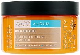 Parfums et Produits cosmétiques Masque à l'huile d'avocat pour cheveux - Estel Beauty Hair Lab 79.22 Aurum