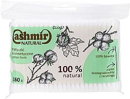 Parfums et Produits cosmétiques Coton-tiges, 160pcs - Cashmir Natural Cotton Buds