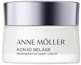 Parfums et Produits cosmétiques Crème de nuit au beurre de karité - Anne Moller ADN40 Belage Regenerative Night Cream