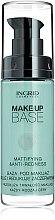 Parfums et Produits cosmétiques Base de maquillage matifiante et anti- rougeurs - Ingrid Cosmetics Make Up Base