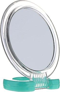 Miroir à poser 5053, vert - Top Choice