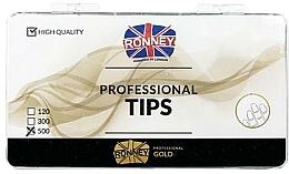 Parfums et Produits cosmétiques Capsules pour ongles transparentes - Ronney Professional Tips