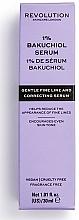 Sérum correcteur au bakuchiol 1% pour visage - Makeup Revolution Skincare 1% Bakuchiol Serum — Photo N2