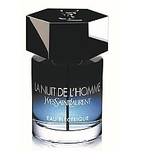 Parfums et Produits cosmétiques Yves Saint Laurent La Nuit De L'homme Eau Electrique - Eau de Toilette