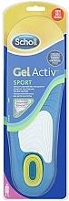 Parfums et Produits cosmétiques Semelles pour chossures sportifs - Scholl Gel Activ Insole Sport Woman