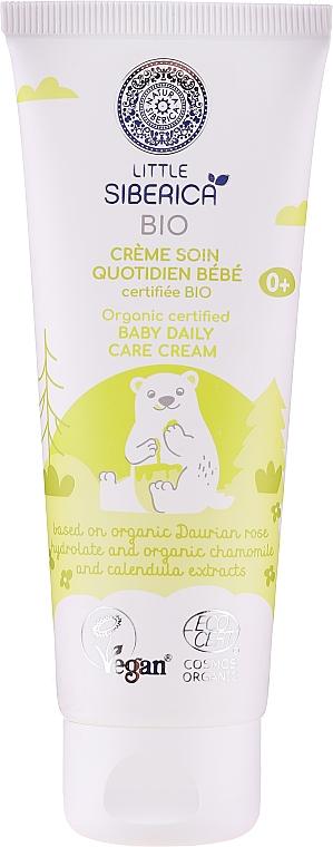 Crème à l'extrait de camomille pour bébé - Natura Siberica Little Siberica — Photo N1
