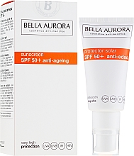Parfums et Produits cosmétiques Crème solaire - Bella Aurora Solar Protector Anti-Age SPF50+