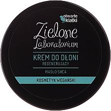 Parfums et Produits cosmétiques Crème régénérante au beurre de karité pour mains - Zielone Laboratorium