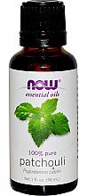 Parfums et Produits cosmétiques Huile essentielle de patchouli - Now Foods Essential Oils 100% Pure Patchouli