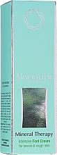 Parfums et Produits cosmétiques Crème aux minéraux de la mer Morte pour pieds - Mineralium Dead Sea Mineral Therapy Intensive Foot Cream For Severe & Rough Skin