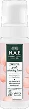Parfums et Produits cosmétiques Mousse nettoyante bio à l'eau de rose de Damas pour visage - N.A.E. Purezza Gentle Cleansing Foam