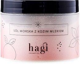 Parfums et Produits cosmétiques Sels de mer au lait de chèvre pour bain - Hagi Bath Salt