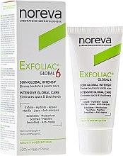 Parfums et Produits cosmétiques Soin anti-imperfections à l'acide salicylique pour visage - Noreva Exfoliac Global 6 Severe Imperfections Cream