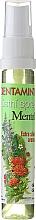 Parfums et Produits cosmétiques Spray d'haleine fraîche au menthol - Bione Cosmetics Dentamint Mouth Spray Menthol