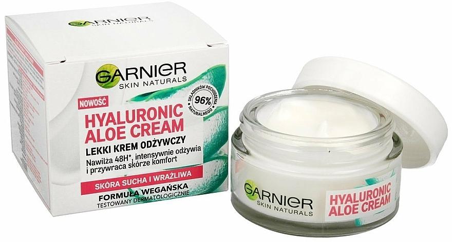 Crème à l'aloe vera pour visage - Garnier Skin Naturals