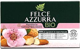 Parfums et Produits cosmétiques Savon bio, Amande - Felce Azzurra Bio Mandorla Soap