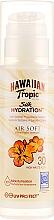 Parfums et Produits cosmétiques Spray solaire SPF 30 - Hawaiian Tropic Silk Hydration Air Soft Sun Lotion SPF 30