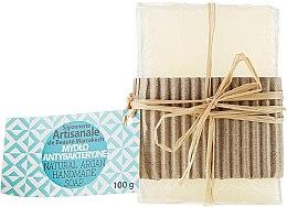 Parfums et Produits cosmétiques Savon artisanal antibactérien au thym et huile de citron - Beaute Marrakech Natural Argan Handmade Soap