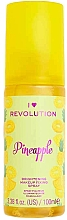 Parfums et Produits cosmétiques Spray fixateur et illuminateur de maquillage - I Heart Revolution Fixing Spray Pineapple