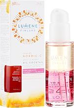 Parfums et Produits cosmétiques Cocktail-huile aux vitamines pour visage - Lumene Nordic-C Valo Arctic Berry Oil-Cocktail