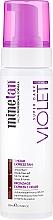 Parfums et Produits cosmétiques Mousse autobrozante - MineTan 1 Hour Tan Violet Self Tan Foam