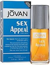 Parfums et Produits cosmétiques Jovan Sex Appeal - Eau de Cologne