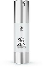 Parfums et Produits cosmétiques Crème de nuit à l'eau de lotus et beurre de cacao - Lambre Zen
