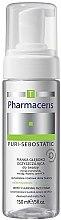 Parfums et Produits cosmétiques Mousse nettoyante en profondeur pour visage - Pharmaceris T Puri-Sebostatic Deeply Cleansing Foam