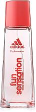 Parfums et Produits cosmétiques Adidas Fun Sensations - Eau de Toilette