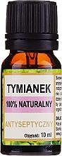 Parfums et Produits cosmétiques Huile de thym 100% naturelle - Biomika Thyme Oil