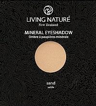 Parfums et Produits cosmétiques Ombre à paupières minérale - Living Nature Mineral Eyeshadow