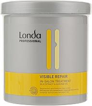 Parfums et Produits cosmétiques Soin intense à l'extrait de soie et huile d'amande pour cheveux - Londa Professional Visible Treatment
