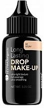 Parfums et Produits cosmétiques Fond de teint hypoallergénique - Bell Hypoallergenic long Lasting Drop Make-Up Base