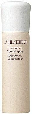 Déodorant - Shiseido Deodorant Natural Spray  — Photo N1