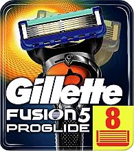 Parfums et Produits cosmétiques Lames de rechange pour rasoir, 8 pcs - Gillette Fusion ProGlide