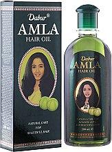 Parfums et Produits cosmétiques Huile d'Amla de Dabur pour soin capillaire - Dabur Amla Hair Oil (le produit ne convient pas aux cheveux blonds)