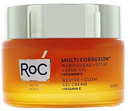Parfums et Produits cosmétiques Gel-crème à la vitamine C pour visage - Roc Multi Correxion Gel Cream